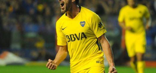 Boca comenzó la defensa del título con una goleada a Olimpo