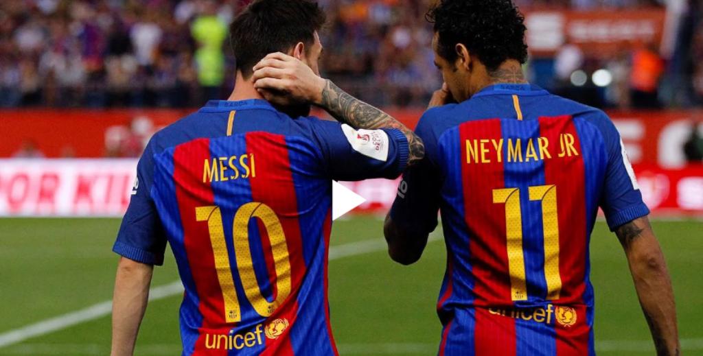 Lionel Messi despidó a Neymar con un posteo muy emocionante en Instagram y su ex compañero le respondió
