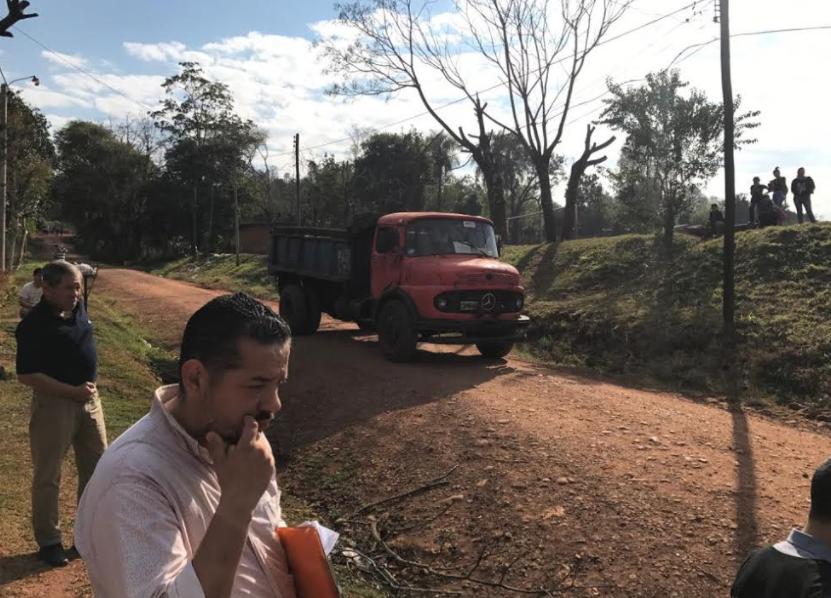 Caso Bareiro, el juicio: en la reconstrucción De Almeida volvió hablar de una muerte accidental, pero los testigos lo desmintieron
