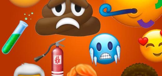 Develaron los emojis que llegarán en 2018