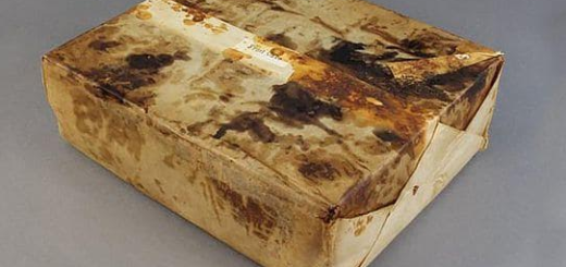 El increíble hallazgo de un paquete de más de 100 años en la Antártida con su contenido intacto