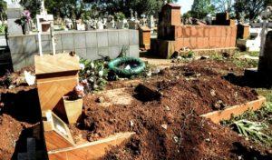 Aseguran que el cementerio de Posadas está colapsado y no pueden frenar con los traslados de restos a nichos