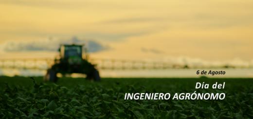 Hoy 6 de agosto se celebra el Día del Ingeniero Agrónomo