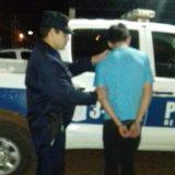 Preso por amenazar a su mujer y romper el auto de su hija en Campo Grande
