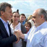 """""""No duermo pensando cómo generarles una oportunidad más de desarrollo"""", dijo Macri en Corrientes"""