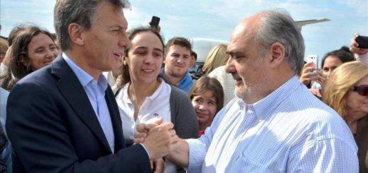 Macri visita Corrientes