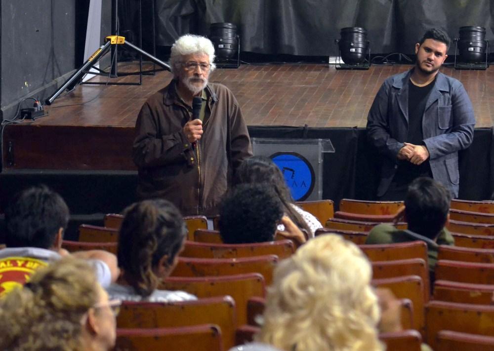 El cineasta Alejandro Mouján presentó su documental sobre la apropiación de tierras de pueblos originarios en Paraguay y la Argentina