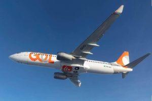 La línea brasileña GOL se supera con conexión a internet en 50 de sus aviones