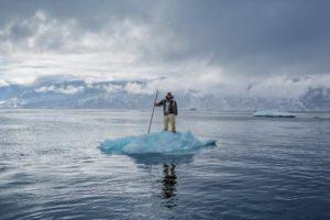 El deshielo de Groenlandia se acelerará por el calentamiento global