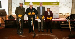 Con capitales nacionales, comenzó la construcción de la primera planta de energía eléctrica a partir de biomasa forestal en Corrientes