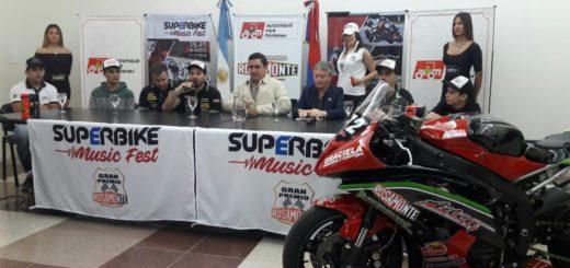 Rugen los motores del Súperbike Argentino con la doble fecha en Posadas: En Compras Misiones pagás las entradas con tarjeta y 30% de descuento