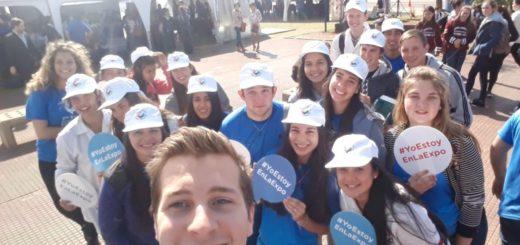 Estudiantes del interior destacaron la Expo Posadas Ciudad Universitaria