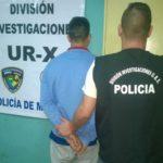 Violento detenido en Posadas por agredir a su mujer y al hijo de ambos de ocho meses