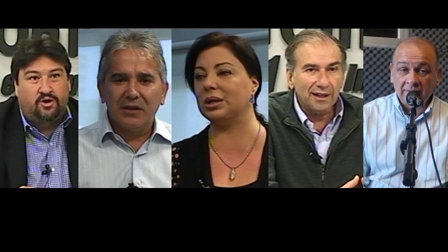 Todos los frentes electorales pasaron por los estudios de Misiones OnLine TV