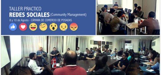 Marketing digital: El martes y jueves dictarán un taller intensivo de redes sociales en la Cámara de Comercio de Posadas