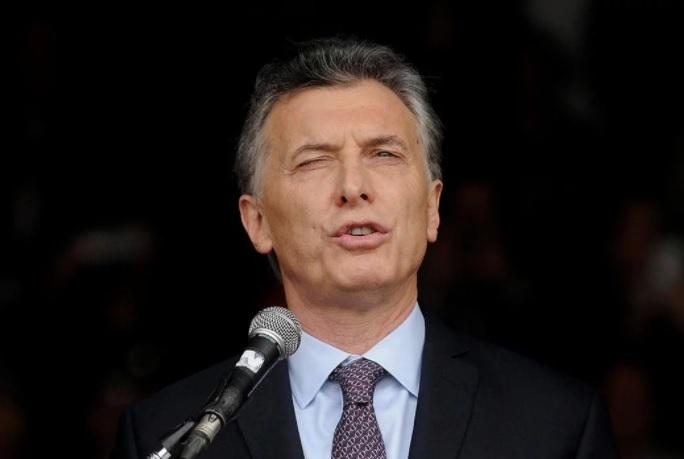 Para Mauricio Macri, la marcha de la CGT fue «una pérdida de tiempo»