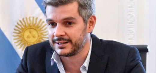 Oberá: Marcos Peña aseguró que están esperanzados en que los argentinos acompañen a Cambiemos el próximo domingo
