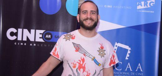 El actor guaraní Nicolás García embarcado en la tarea de militar por la Ley de Cine en Paraguay