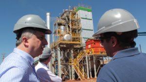 PINDÓ es la primera empresa del país en entregar energía renovable a partir de biomasa forestal al Programa RenovAr
