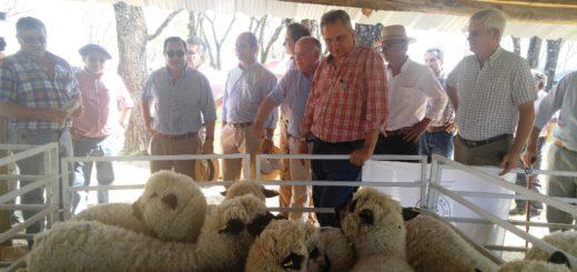 El gobernador de Misiones se reunió con productores en el marco de la Expo Rural de Misiones 2017