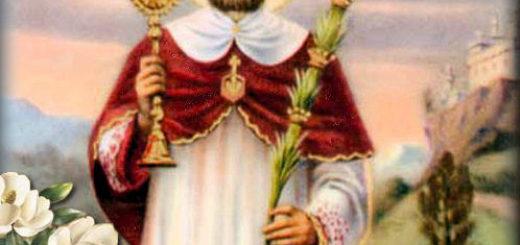 La iglesia católica celebra hoy a San Ramón Nonato, patrono de las embarazadas