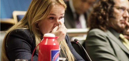 Alfredo Abrazián faltó a la audiencia en el juicio por calumnias e injurias, que le inició la diputada Silvia Rojas