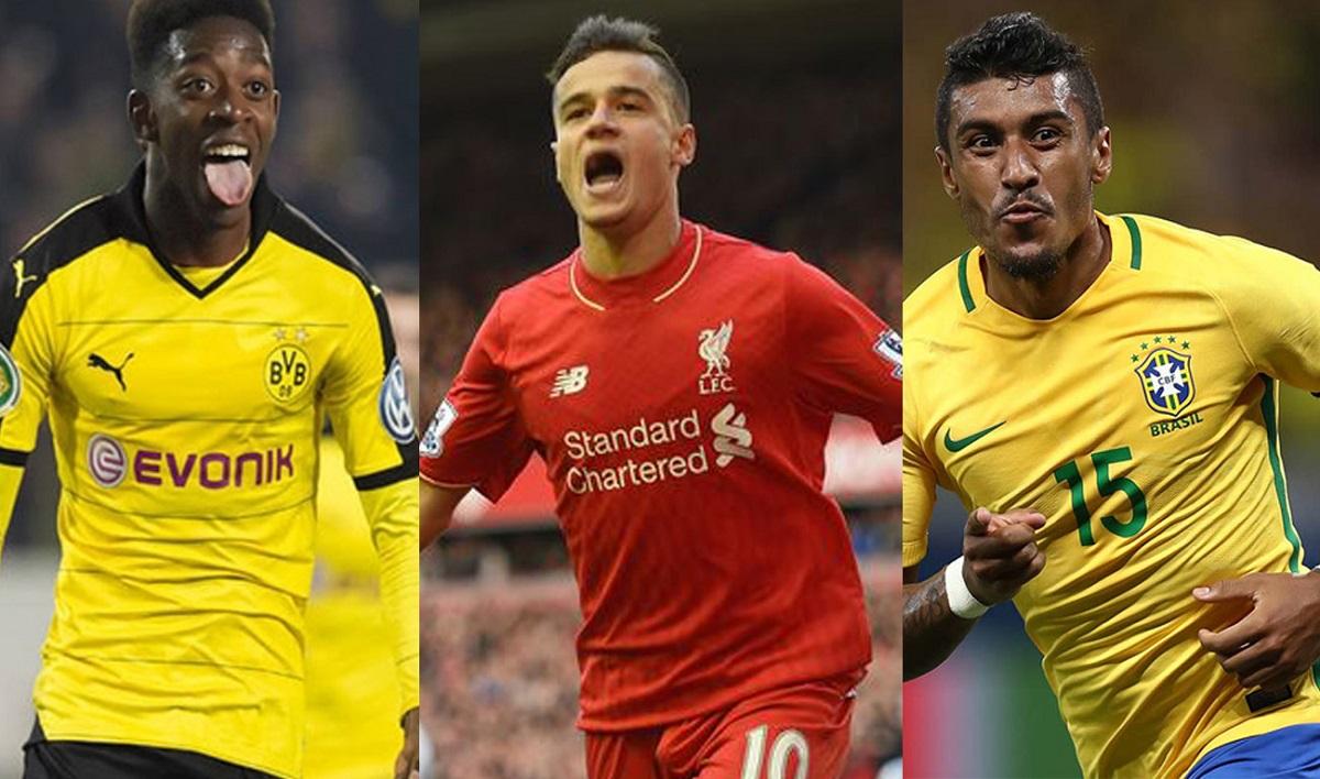 Las tres figuras que irá a buscar Barcelona con los millones que ingresarán por Neymar