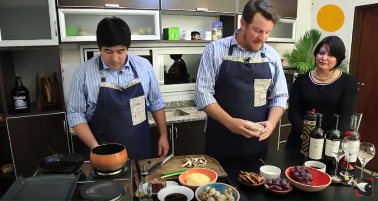 No te pierdas el último programa de Cocineros Misioneros: te enseñan a cocinar lomo envuelto en masa de chipa