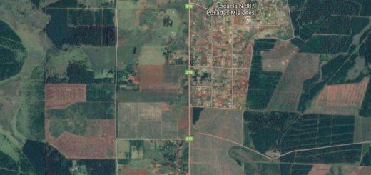 El predio para el nuevo cementerio de Posadas podría ubicarse en inmediaciones de la ruta 12 y ruta 213
