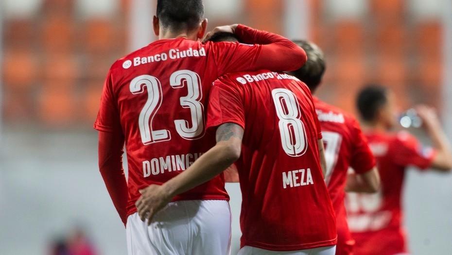 Independiente se sobrepuso a la altura y un mal inicio para llegar a octavos