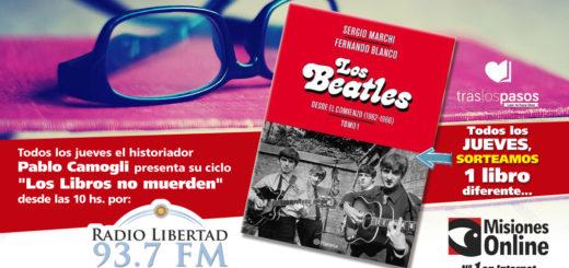 """""""Los libros no muerden"""": Como todos los jueves, Misiones Online hoy sorteará un libro"""