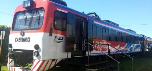 No funciona el servicio de tren internacional que une Posadas y Encarnación