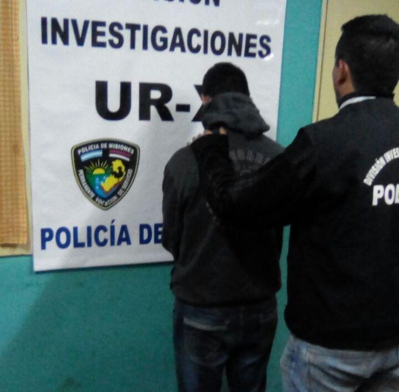 Padre e hijo presos tras una pelea en la que terminó baleado un vecino de ambos en el barrio A-4