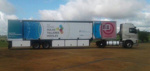 Misiones tendrá la sexta aula taller móvil para formar en energías renovables
