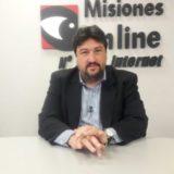 Paco Zagert recorre los barrios de Eldorado con asistencias y propuestas para combatir la inseguridad