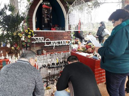 En Eldorado también los fieles llegaron para agradecer a San ...