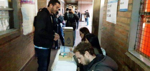 """Facundo Sartori: """"No pudimos llegar a cubrir toda la provincia con fiscales pero confiamos en el apoyo de la gente"""""""