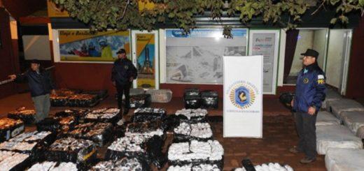 Eldorado: la Federal secuestró mercadería de contrabando por más de un millón de pesos