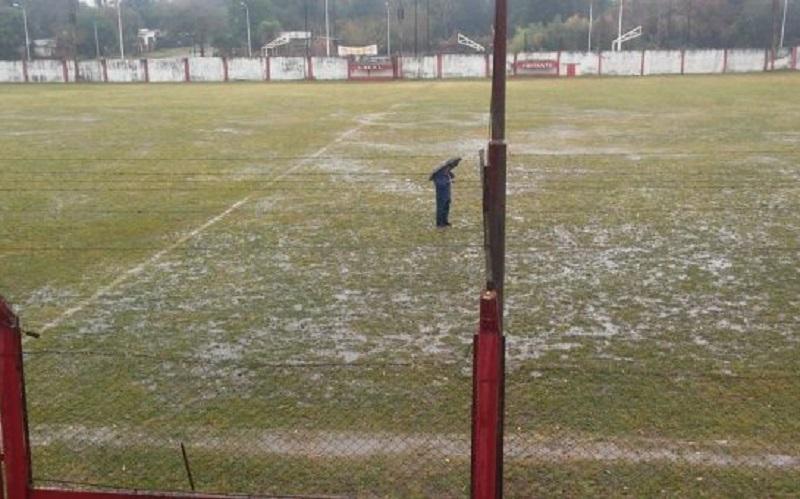 La historia sin fin: se suspendió el partido entre Sporting y La Picada en Candelaria