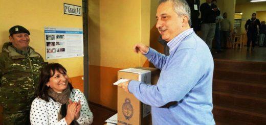 """Hugo Passalacqua: """"La gente debe ir a votar, costó mucho recuperar la democracia"""""""