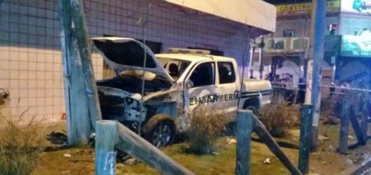 Buenos Aires: Patrulla perseguía a ladrones, chocó y atropelló a familia