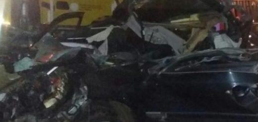 Dolor en El Alcázar por la trágica muerte del secretario de Gobierno y de su esposa en un choque sobre la ruta 12