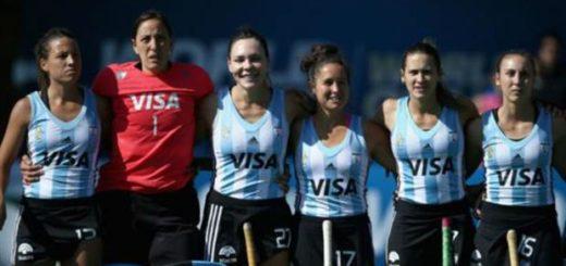 """""""Luchi"""" Von der Heyde y Las Leonas van por más: esta tarde debutan en el Panamericano ante Chile"""