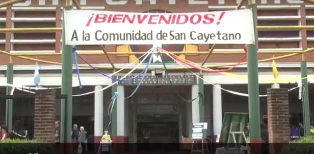 """En Posadas miles de fieles van a pedir y agradecer por """"pan y trabajo"""" a San Cayetano"""