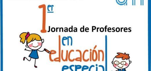 Se realizará la primer Jornada de Profesores en Educación Especial