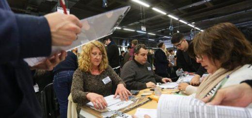 Buenos Aires: terminaron de escrutar los votos de la Tercera sección bonaerense