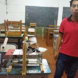 El alumno que inventó una impresora con una birome recibirá ayuda de Educación para seguir estudiando