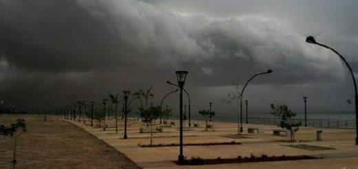 Se esperan chaparrones y tormentas en toda la provincia para esta tarde-noche