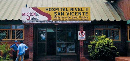 San Vicente: liberaron a la madre del bebé fallecido la semana pasada
