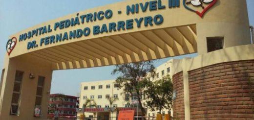 Bebé golpeado en Puerto Iguazú: este es el último parte médico emitido por Salud Pública